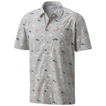 Columbia Mens PFG Trollers Best Short-Sleeve Shirt