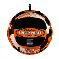 Liquid Force Let It Ride 70 Towable Tube - Discontinued Model