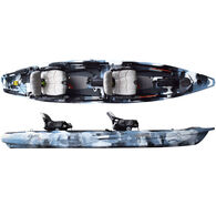 Feelfree Lure II Tandem Sit-on-Top Fishing Kayak
