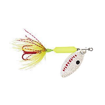 Yakima Bait Worden's Original Rooster Tail Red Hook Spinner Lure