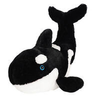Wishpets Stuffed Orca Whale