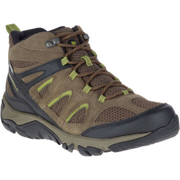 Merrell Mens Outmost Waterproof Mid Ventilator Hiking Boot