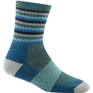 Darn Tough Vermont Womens Stripe Micro Crew Sock