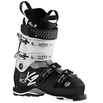 K2 Womens B.F.C. 80 Alpine Ski Boot - 16/17 Model
