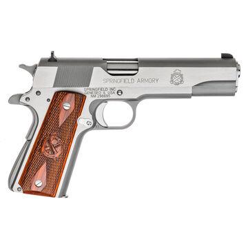 Springfield 1911 Mil-Spec 45 ACP 5 7-Round Pistol