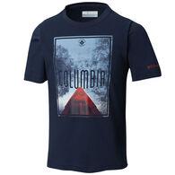 Columbia Boy's Camp Champs Short-Sleeve T-Shirt