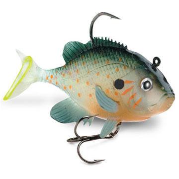 Storm WildEye Live Sunfish Lure - 3 Pk.