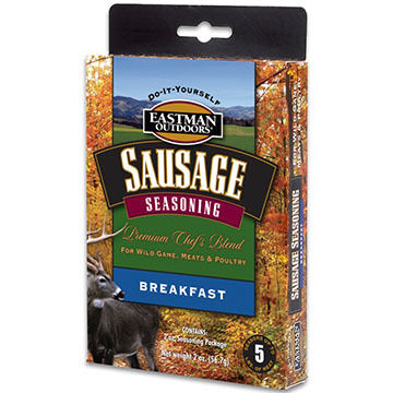 Eastman Outdoors Breakfast Sausage Seasoning