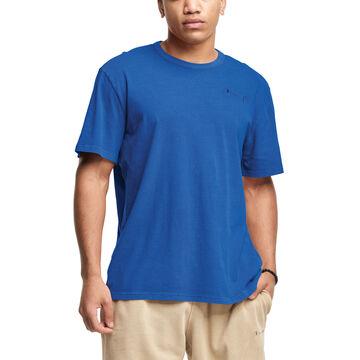 Champion Mens Script Logo Lightweight Short-Sleeve T-Shirt