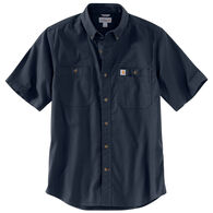 Carhartt Men's Rugged Flex Rigby Short-Sleeve Shirt