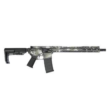 Black Rain Ordnance Woodland Titanium 5.56mm NATO Semi-Automatic Rifle