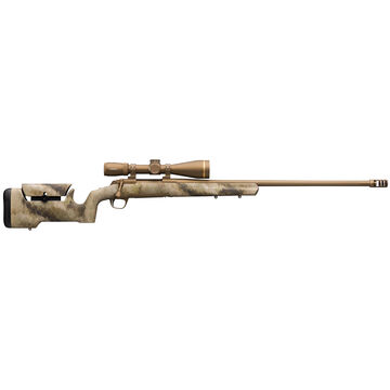 Browning X-Bolt Hells Canyon Max Long Range Adjustable Comb 6.8 Western 26 3-Round Rifle