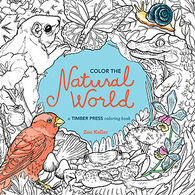 Color the Natural World by Zoe Keller