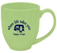 Where Life Takes You RV Happy Camper Mug