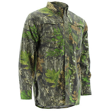 Nomad Mens NWTF All Season Woven Long-Sleeve Shirt