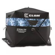 Clam Stealth Spearfisher Thermal 4-6 Person Ice Shelter