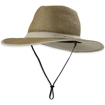 Outdoor Research Mens Papyrus Brim Sun Hat