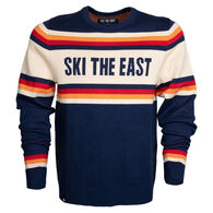 Ski The East Men's Tailgater Shredder Long-Sleeve Sweater