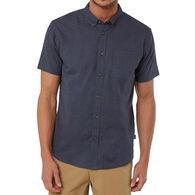 O'Neill Men's Salton Short-Sleeve Shirt