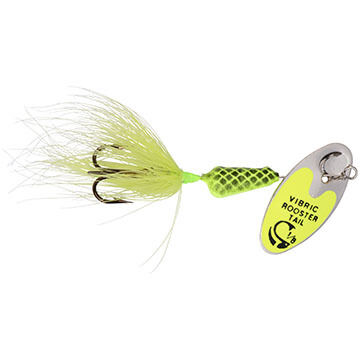Yakima Bait Vibric Rooster Tail Spinner Lure