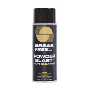 Break-Free Powder Blast Gun Cleaner