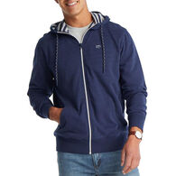 Southern Tide Men's Zip-Up Hoodie Jacket