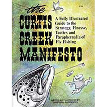Curtis Creek Manifesto By Sheridan Anderson