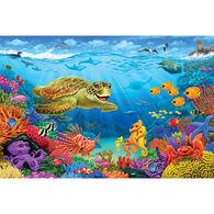 Outset Media Ocean Reef - Floor Puzzle