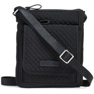 Vera Bradley Microfiber Iconic RFID Mini Hipster Bag