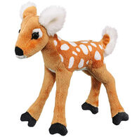"Wildlife Artists 10"" Plush Whitetail Deer Fawn Stuffed Animal"