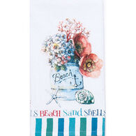 Kay Dee Designs Beach House Inspirations Terry Kitchen Towel