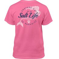Salt Life Girls' Mermaid Paradise Short-Sleeve T-Shirt
