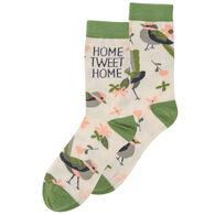 Karma Women's Bird Crew Sock