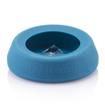 Kurgo Splash Free Wander Dog Water Bowl