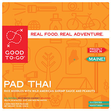 Good To-Go Pad Thai - 1 Serving