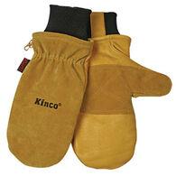 Kinco Men's Lined Pigskin Mitt