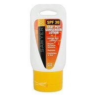 Sawyer Stay-Put SPF 30 Sunscreen Lotion - 2 oz.