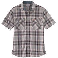 Carhartt Men's Big & Tall Rugged Flex Bozeman Short-Sleeve Shirt