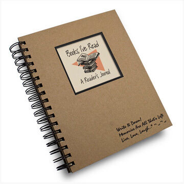 """Journals Unlimited """"Write it Down!"""" Books I've Read Journal"""