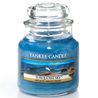 Yankee Candle Small Jar Candle - Turquoise Sky