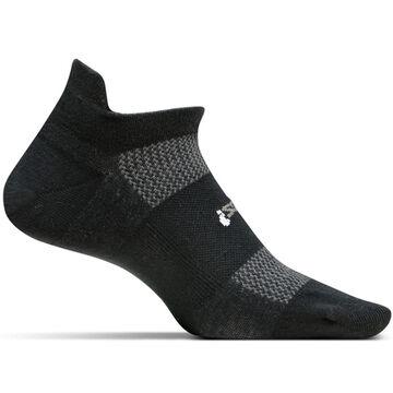 Feetures! Mens High Performance Ultra Light Cushion No Show Tab Sock