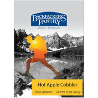 Backpacker's Pantry Hot Apple Cobbler - 4 Servings