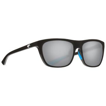 Costa Del Mar Womens Cheeca Plastic Lens Polarized Sunglasses
