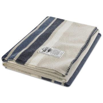 Woolrich Walnut Ridge Soft Wool Blanket