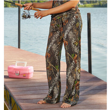 Wilderness Dreams Womens Camo Pant