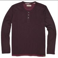 Dakota Grizzly Men's Dodge Henley Long-Sleeve Shirt