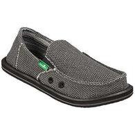 Sanuk Boys' Vagabond Slip-On Shoe