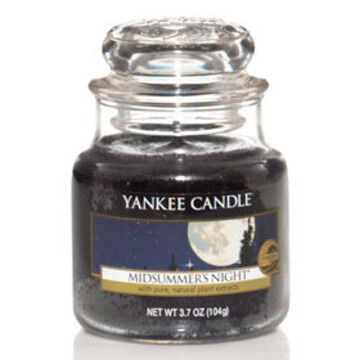 Yankee Candle Small Jar Candle - MidSummer's Night