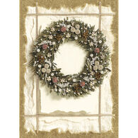 LPG Greetings Wreath Boxed Christmas Cards