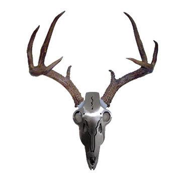 Do-All Outdoors Dead Deer Iron Buck Antler Mount
